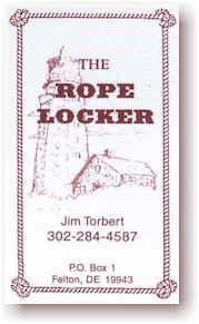 The ROPE LOCKER - The rope selling specialist in Delaware